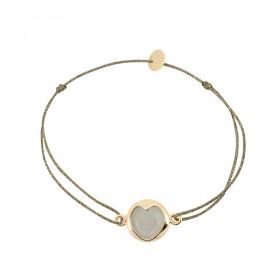 Bracelet Naomi Coeur