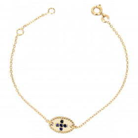 Bracelet chaine Agathe