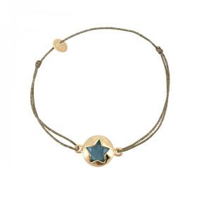 Bracelet Naomi étoile