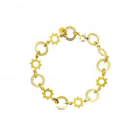 Bracelet chaine Volubilis