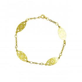 Bracelet chaine Mogador