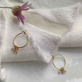 Léanore earrings