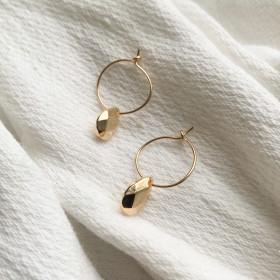 Hoop earring Ponza