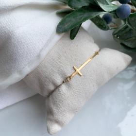 Bracelet croix