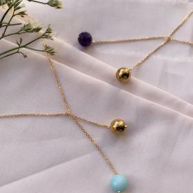 Necklace cravate