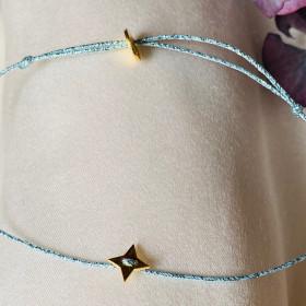 Bracelet Little étoile or