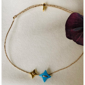 Bracelet Little star duo