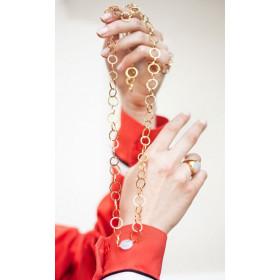 Long necklace Ophélie