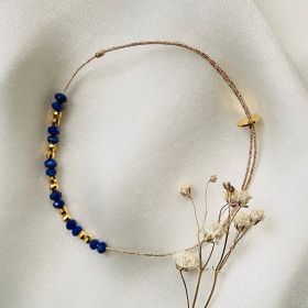 Bracelet Jade Lapis