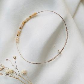 Bracelet Jade Opale