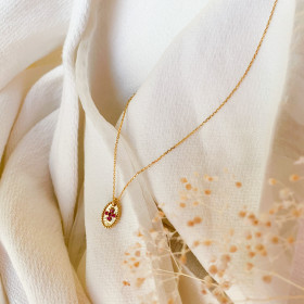 Necklace Agathe