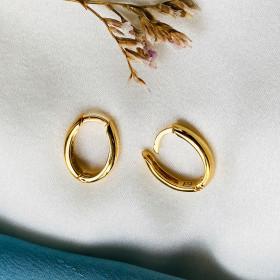 Hoop earring Paros