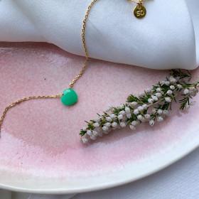 Bracelet chaine Marion coeur