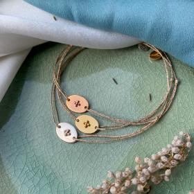 Bracelet Croisette