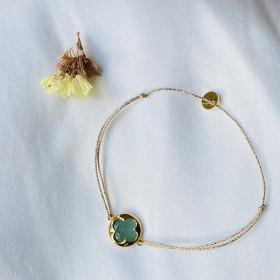 Bracelet Naomi clover