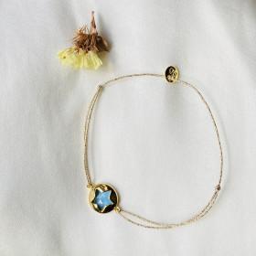 Bracelet Naomi star