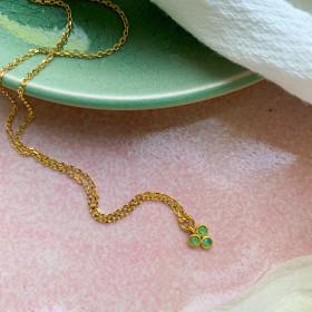 Chain necklace Volupté