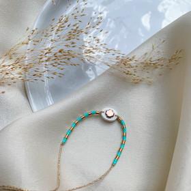 Bracelet Macaron curaçao