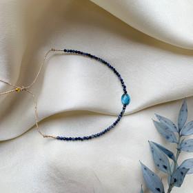 Bracelet Dolly saphir